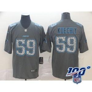 Carolina Panthers Luke Kuechly Jersey (7)